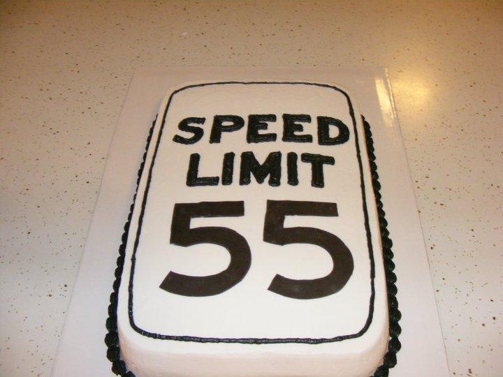 Dana S Cake Creations 55th Birthday