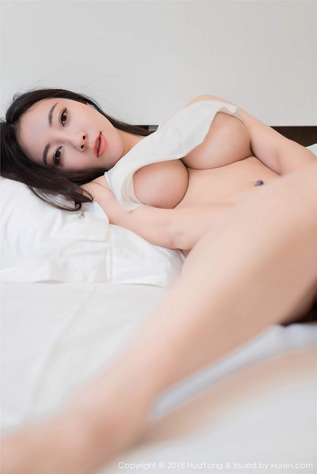 Chinese Girl Song Guo Er 果儿Victoria HuaYang Vol 090 (42 Pict)