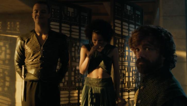 Game of Thrones - Season 7 - In Production Teaser; Season 6 - Blooper Reel