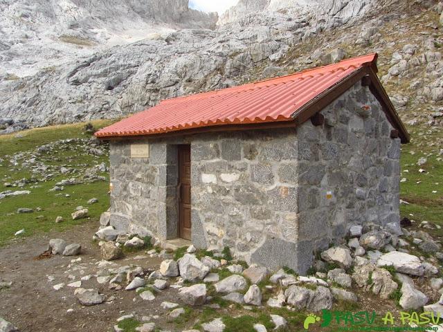 Refugio en la Vega de Liordes