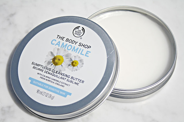 The Body Shop Camomile Sumptuous Cleansing Butter