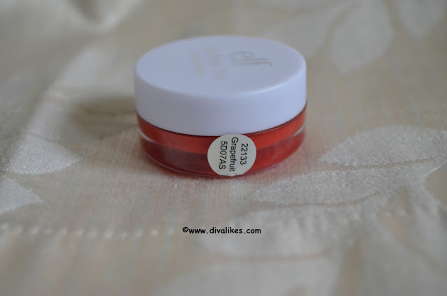 e.l.f Lip Balm Tint Grapefruit Packaging