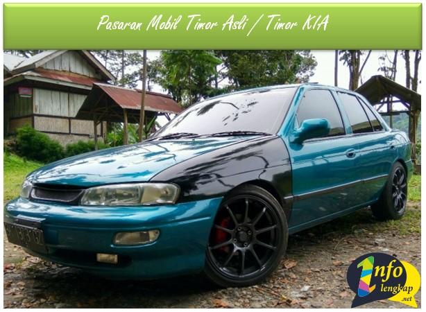 Pasaran Mobil Timor Asli / KIA SOCH DOHC Kelebihan Kekurangan