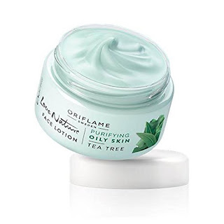 Love Nature Tea Tree Face Lotion
