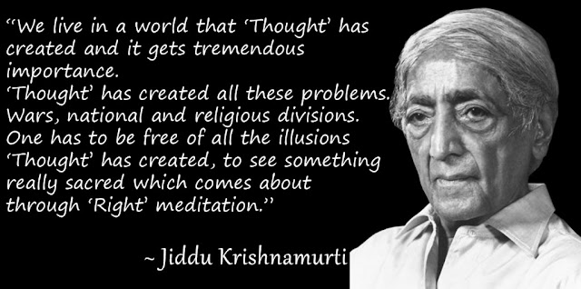 Jiddu Krishnamurti The Great Indian Philosopher - Speaker - Writer