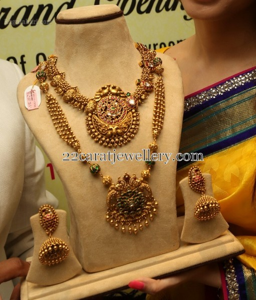 Tamanna at Manepally Jewellers