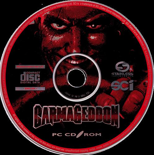 Carmageddon CD