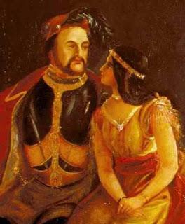 Su matrimonio con John Rolfe