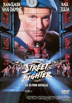 Street Fighter La ultima batalla online latino