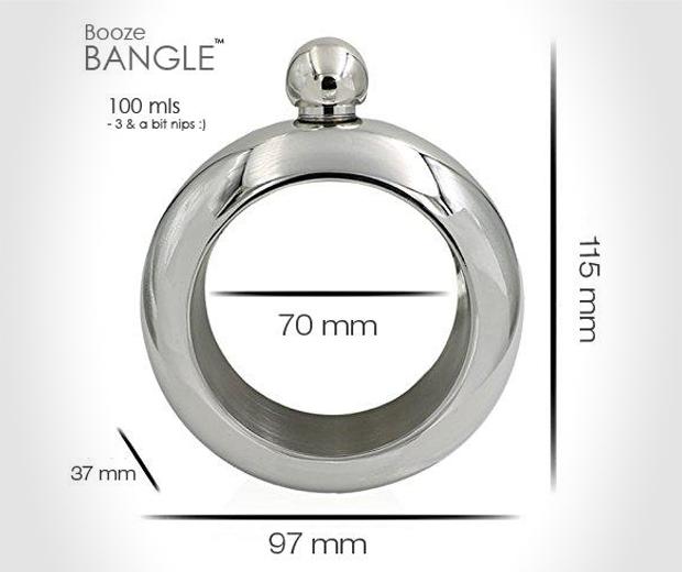 Secret Booze Bangle