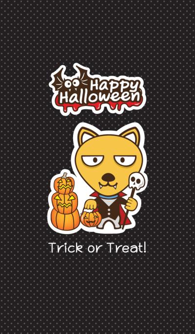 Happy Halloween Trick or Treat!