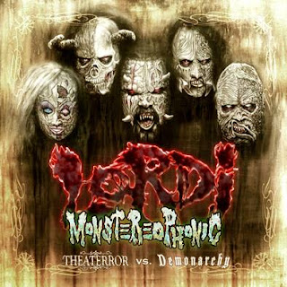 """Το video clip των Lordi για το τραγούδι """"Hug You Hardcore"""""""