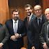 Em Brasília Mesa da Câmara Municipal conquista recursos para Santa Rita