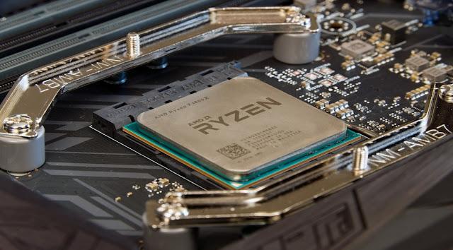 Atualização com correção para processadores AMD