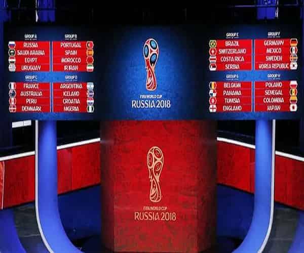 """تردد القنوات """"المفتوحة"""" الناقلة رسمياً لكأس العالم روسيا 2018"""