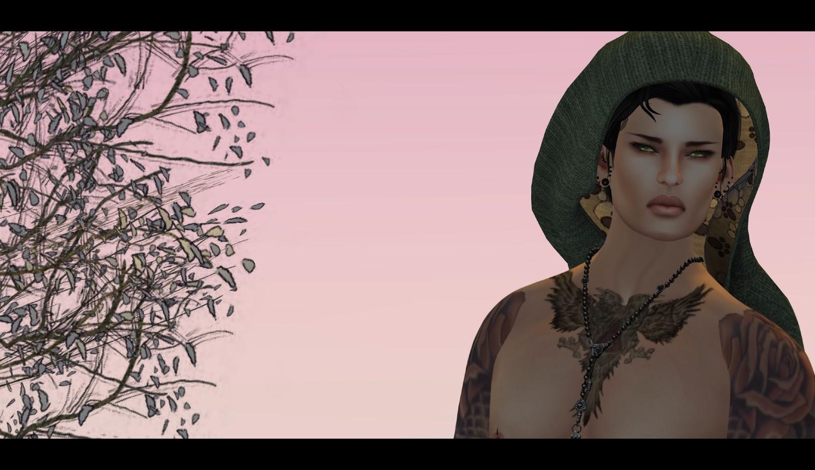 Pink Fuel Alyx Skin - JuicyBomb Second Life Blog