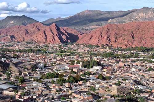 Tupiza: Población y municipio potosino (Bolivia)