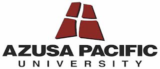This is the logo of Azusa Pacific University