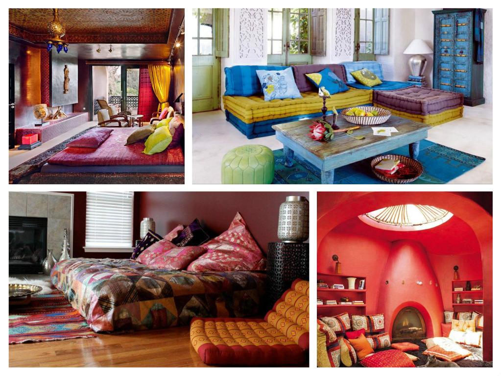 oriental decoration in 50 magical ideas that make you dream diy fun world. Black Bedroom Furniture Sets. Home Design Ideas