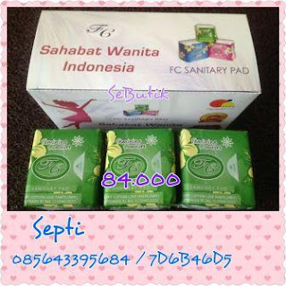 Avail Lucky Box 3 Pantiliner