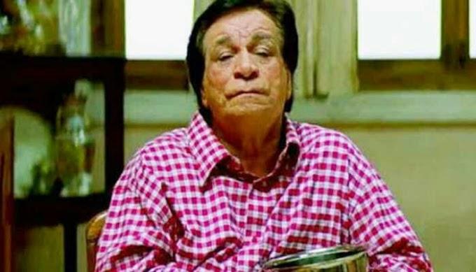 दिग्गज बॉलीवुड अभिनेता कादर खान का 81 वर्ष की आयु में निधन हो गया, बॉलीवुड ने एक रत्न खो दिया