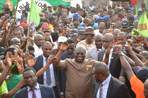 Abia Youths Reciprocate Governor Ikpeazu's Affection