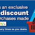 15% off max. Rs.300 on first time purchase on eBay Coupons