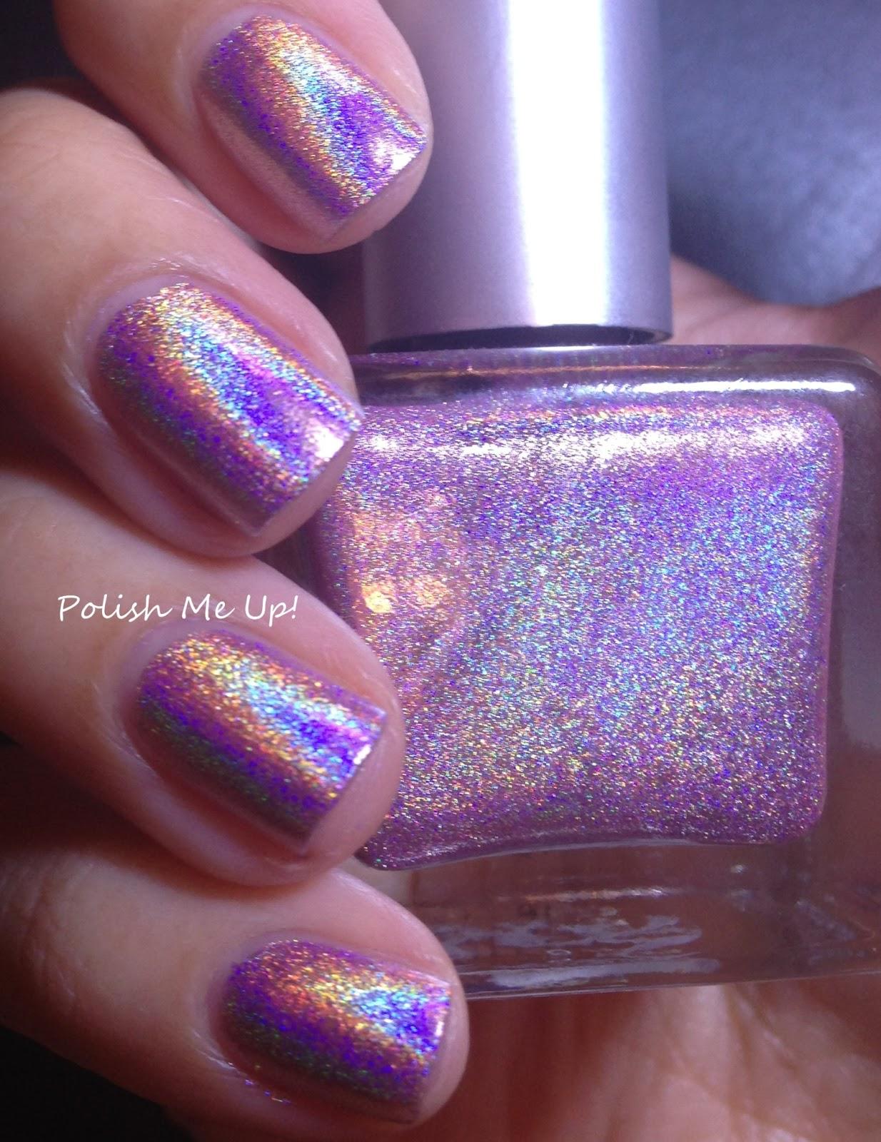 Polish Me Perfect: Polish Me Up!: Urban Outfitters Pink Holo