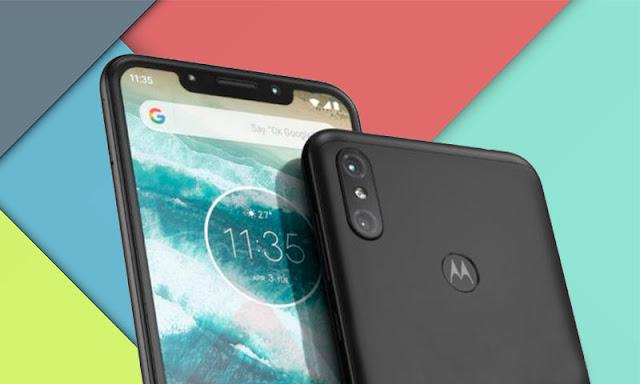 Nuevo Motorola P30