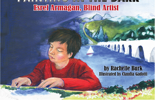 Art activities for the Blind  Using techniques described in   PAINTING IN THE DARK: ESREF ARMAGAN, BLIND ARTIST