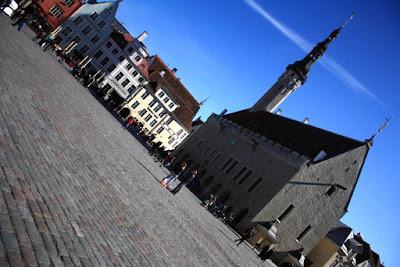 Town Hall in Tallinn
