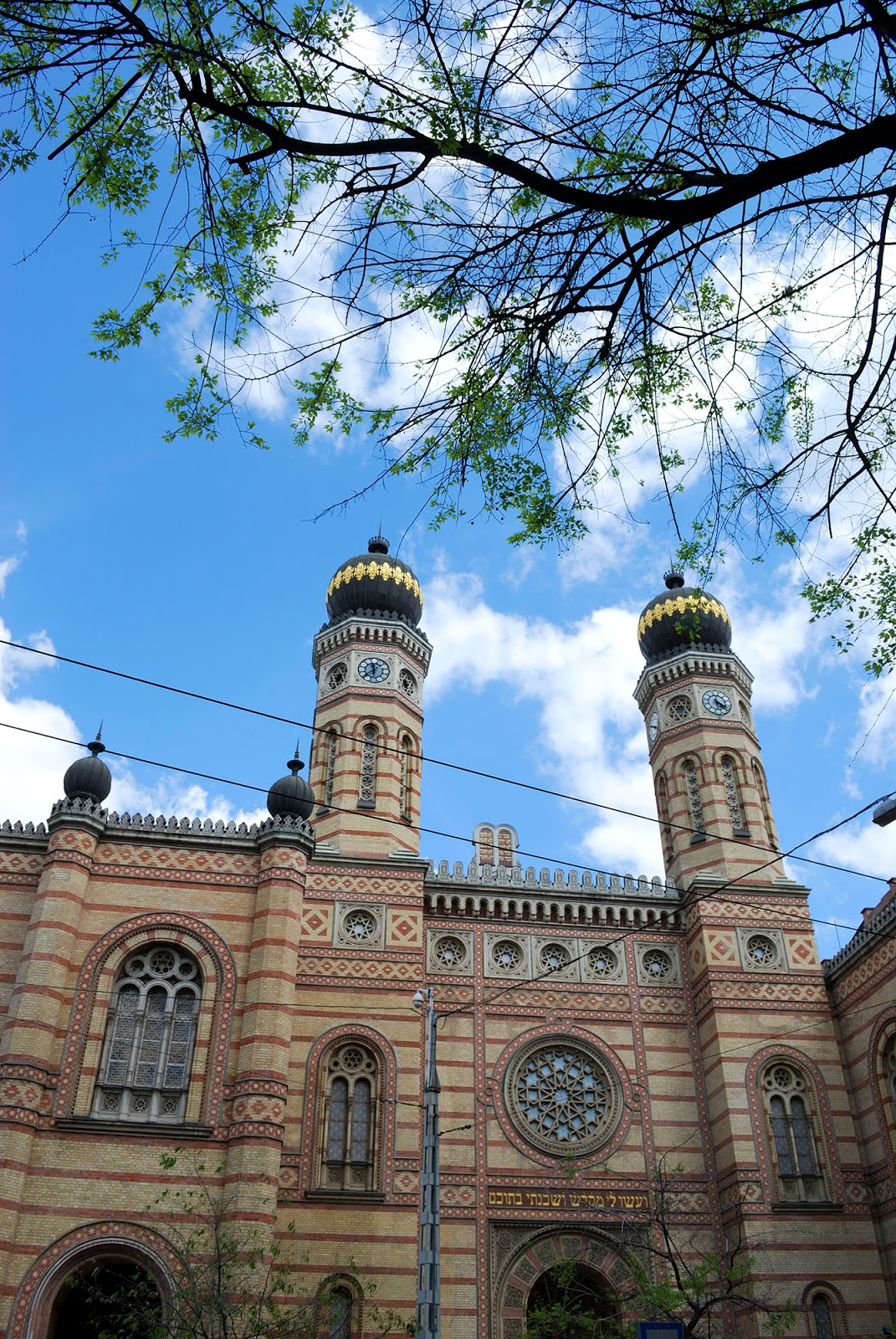 budapest guide itinerary dohany synagogue jewish quarter sights landmarks hungary