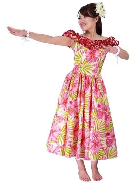 Купить платье для гавайской вечеринки