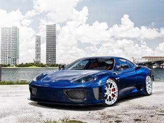 download besplatne slike za mobitele Ferrari 360