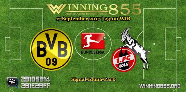 Prediksi Skor Dortmund vs Koln