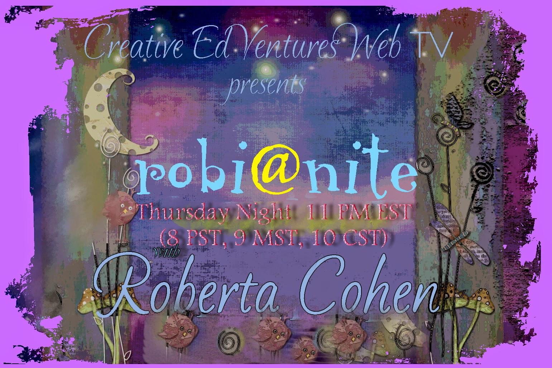 Roberta Birnbaum creative resume robi@nite