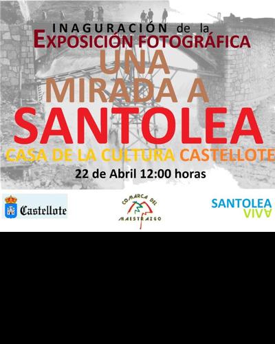 Una mirada a Santolea
