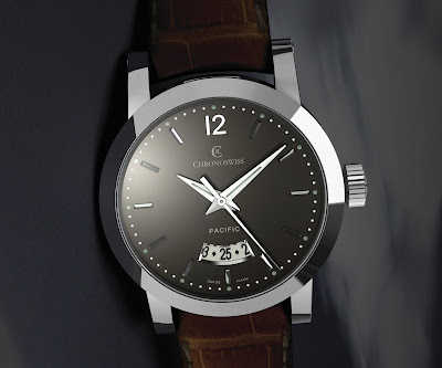 Chronoswiss Pacific, Reference CH 2883