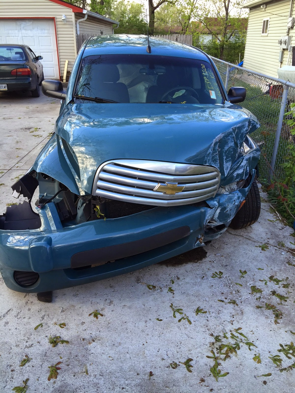 Sell totaled junk car Indianapolis