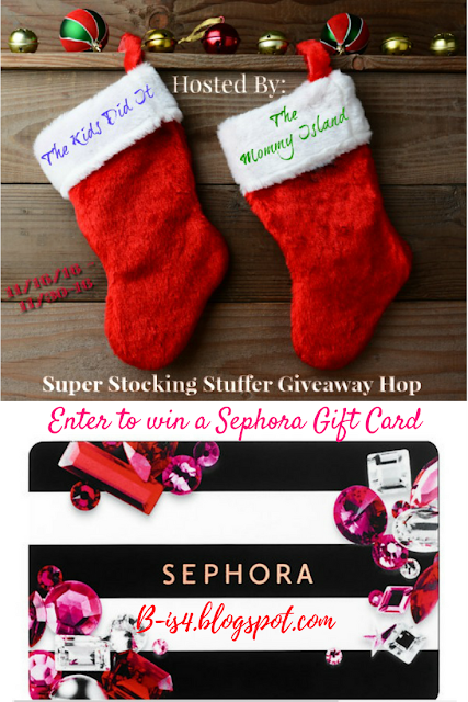 Sephora Gift Card Super Stocking Stuffer