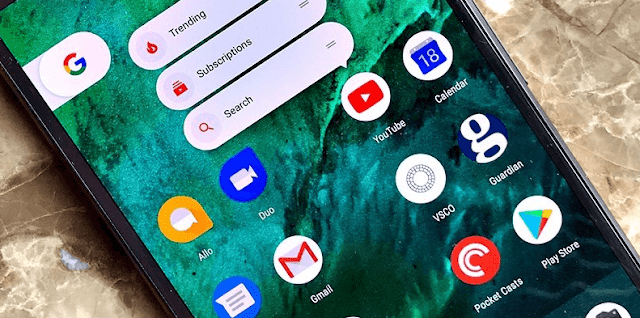 Cara Mengambil Screenshot di Google Pixel 2 dan 2 XL