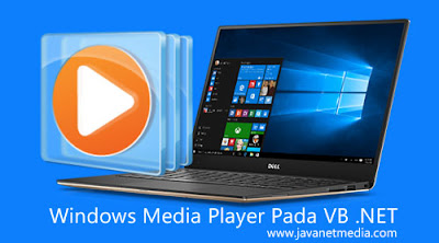 Cara Menambahkan Windows Media Player Pada Toolbox VB .NET