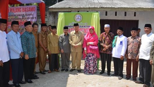 Sebut Orang Minang Berbudaya Muslim, Ini Pesan Wagub Soal Pemilu