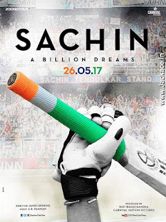 Sachin – A Billion Dreams's First Look Poster