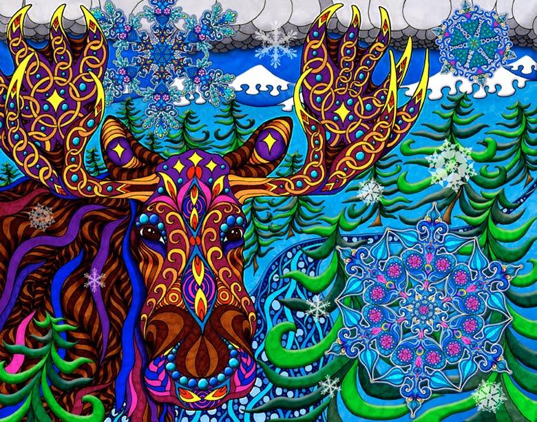 El Hurgador Arte En La Red Hanson Lewis Kush