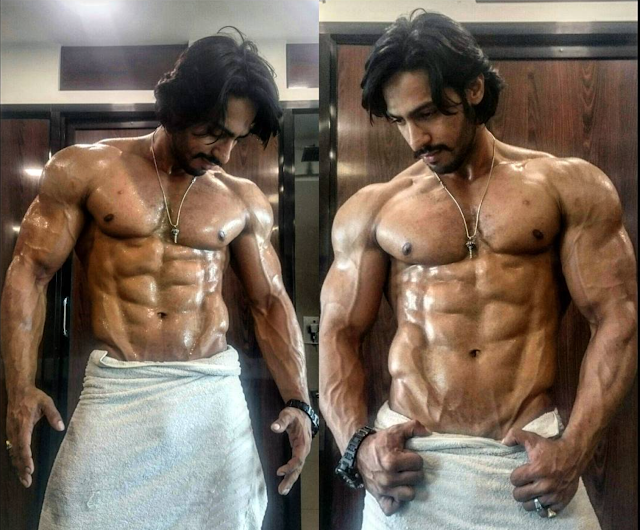 Thakur Anoop Singh Workout