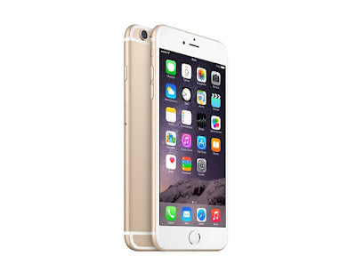 Ban iPhone 6 Plus gold cu gia re