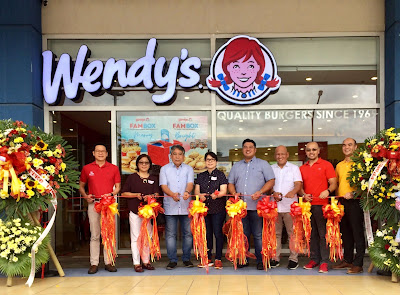 WENDY'S NOW OPEN AT SM CITY BALIWAG