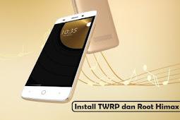 Cara Install TWRP dan Root Himax M2 Hi-Fi