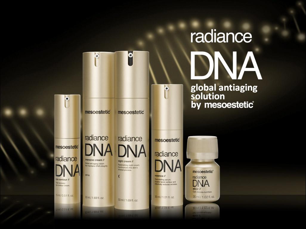 Mesoestetic. Radiance DNA tratamiento en cabina. - Blog de Belleza Cosmetica que Si Funciona
